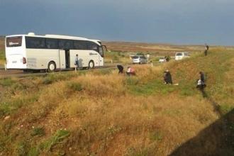 Ankara'da aşırı yağıştan Güney Ekspresi yolda kaldı
