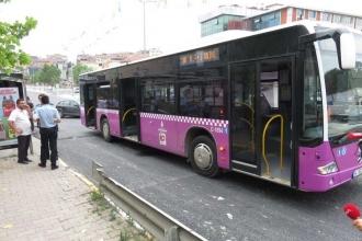 Otobüste tacize müdahale eden yolcunun boğazını kesmeye çalıştılar!