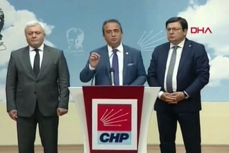 CHP Parti Sözcüsü Bülent Tezcan: Suruç'ta suçüstü yakalandılar