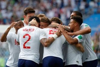 2018 Dünya Kupası'nda İngiltere'den farklı galibiyet: 6-1