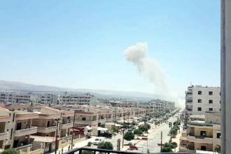 Afrin'deki bombalı saldırıda 4 kişi yaşamını yitirdi