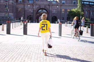 İsveçli bakandan ırkçılığa maruz kalan Durmaz'a destek