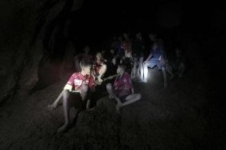 Tayland'da kurtarılan çocukların hikayesi film oluyor