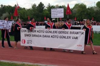 Erdoğan, ODTÜ'lü öğrencilerle ilgili şikayetinden vazgeçti