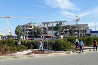 Hukuksuz İstinye Park inşaatına karşı 'İzmir'e sahip çıkma' çağrısı