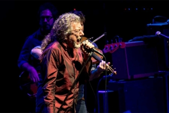 İstanbul Caz festivalinin kapanışı Robert Plant'tan