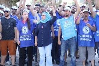 Süperpak işçileri: Greve ne kadar destek  gelirse o kadar ses getirir
