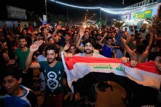 Irak'taki protestolara polis saldırdı, 1 kişi daha öldü