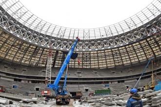 Göçmen işçilerin sırtladığı Dünya Kupası