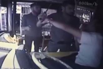 Otobüs şoförüne döner bıçaklı saldırı: 'Kelleni alırım senin'