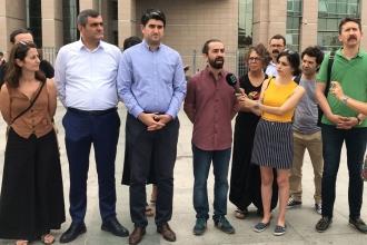Gözaltı kararı olan sendika.org editörü ifade verecek muhatap bulamadı