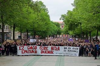 İspanya'da tecavüz tanımı için yeni yasa teklifi