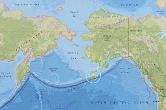 Alaska'da 6,0 büyüklüğünde deprem