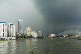Filipinler'de fırtına nedeniyle 71 binden fazla kişi tahliye edildi