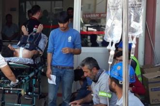 Star Rafineride zehirlenen işçiler ayağa kalkamıyor