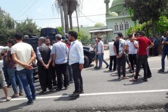 Halk trafik kazalarına karşı önlem alınmamasına isyan etti