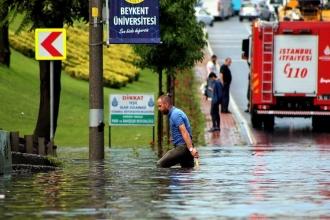 Meteoroloji, İstanbul için sel uyarısında bulundu