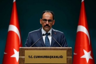 İbrahim Kalın: Dalgalanmanın Türkiye'nin ekonomisi ile ilgisi yok