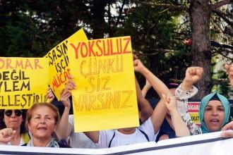 Canan Kaftancıoğlu, direnişteki Flormar işçilerini ziyaret etti
