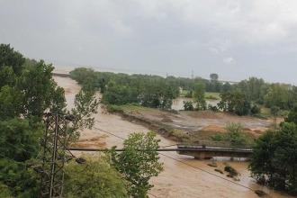 Ordu'da sel: Köprüler çöktü, bir kişi yaşamını yitirdi