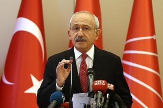 Kılıçdaroğlu: AKP 'papaz krizi' ile beceriksizliğini örtmek istiyor