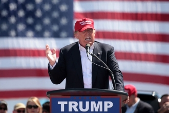 Trump'tan muhtemel rakibine: Ülkemizi Venezuela'ya çevirir