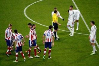 Süper Kupa finali: Real Madrid-Atletico Madrid 2-2