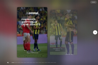 Benfica'ya elenen Fenerbahçe, Şampiyonlar Ligi'ne veda etti
