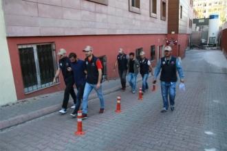 Kayseri'de sosyal medya operasyonu: Gözaltına alınan 1 kişi tutuklandı