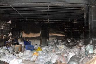 Antep'te terlik imalathanesinde yangın çıktı, biri çocuk 2 işçi öldü
