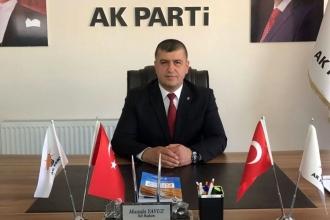 AKP'li başkan yanlışlıkla kendisini vurdu