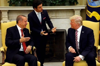 Is Trump responsible for the situation of Turkey's economy?