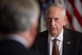 ABD Savunma Bakanı Mattis'ten Menbic açıklaması