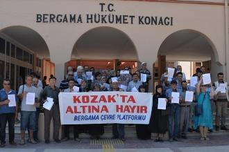Kozak'a bayramı zehir ettiler; yeni yerlere ÇED olumlu raporu verilmiş