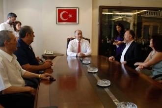 HDP'den Yol-İş Sendikasına ziyaret