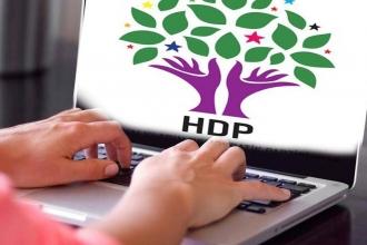 HDP'yi sosyal medyada takip eden öğrencilere dava