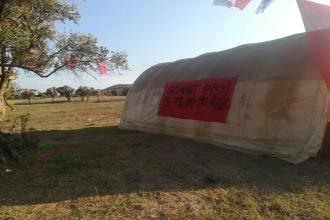 İzmir'de yaşam alanı savunucuları: Güzelbahçe'de Go Kart'a hayır