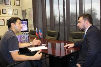 Donetsk Başkan Vekili Puşilin: Her şey dört sene önce başlanan noktada