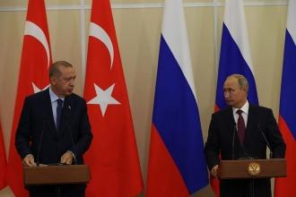 Keleşoğlu'dan Soçi yorumu: Suriye'de mesajlar bombalarla veriliyor