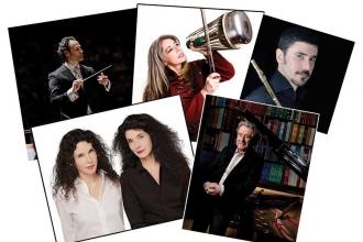 BİFO'nun 2018-2019 programı açıklandı: Yeni eserler ve usta solistler