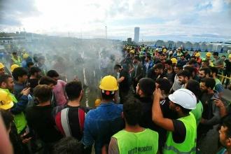 DHMİ, havalimanı inşaatındaki kötü koşulları kabul etti