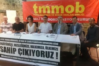 TMMOB Kocaeli İKK, 19 Eylül'ü kutladı