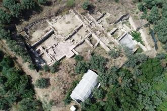 Bursa'da 2 bin 700 yıllık tarihin üzerinde AVM çalışması!