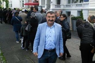 Almanya vatandaşı Nurali Demir havaalanında gözaltına alındı