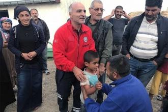 Kars'ta kaybolan 6 yaşındaki çocuk bulundu