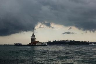 Meteorolojiden Marmara ve Ege ve İç Anadolu için fırtına uyarısı
