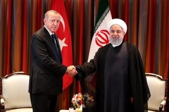 Ruhani'den 'Türkiye ile İran arasında işbirliği' açıklaması