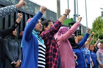 Flormar işçileri: Direniş bizi cesaretlendiriyor