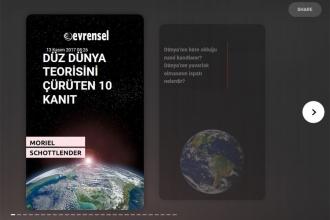 Dünyanın düz olmadığını gösteren 10 kesin kanıt