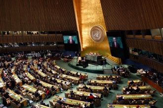BM Genel Kurulu'nun gündemi ticaret savaşları ve diplomatik krizler